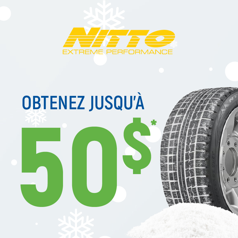 PROMOTION HIVER  2019 NITTO