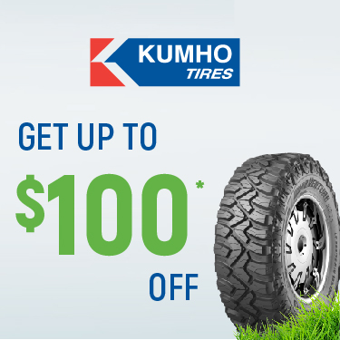 KUMHO SPRING 2020 (EXTENDED UNTIL 2020/08/31)