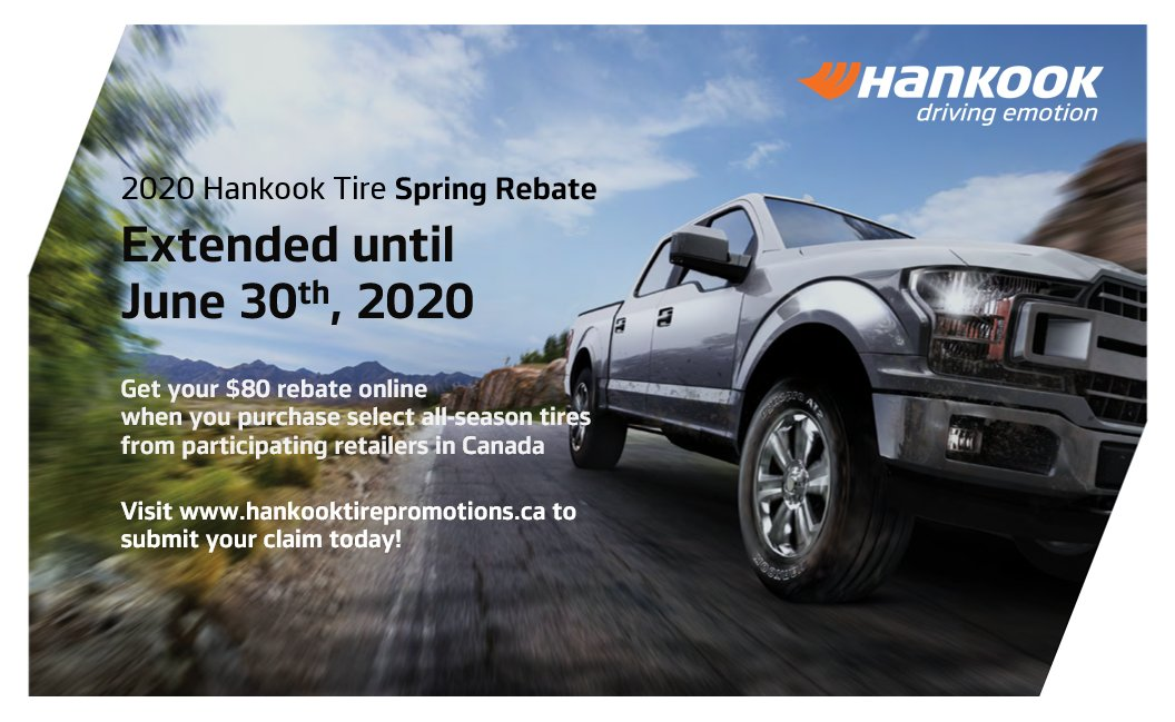 HANKOOK SPRING 2020- EXTENTIONS